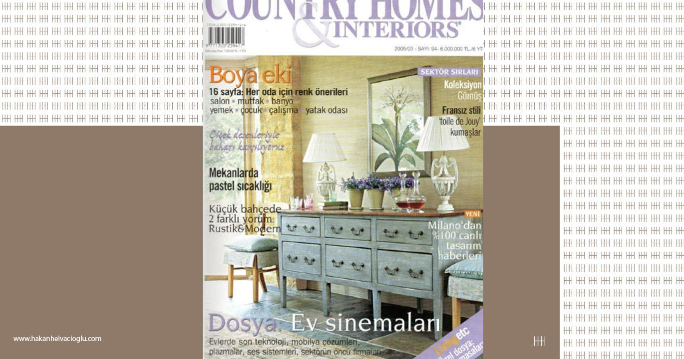 Country Homes amp Interiors Mart