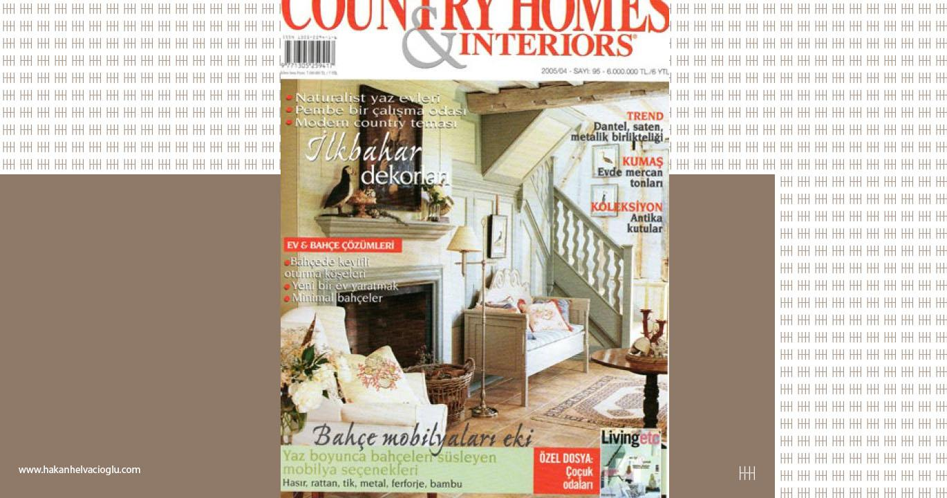Country Homes amp Interiors Nisan