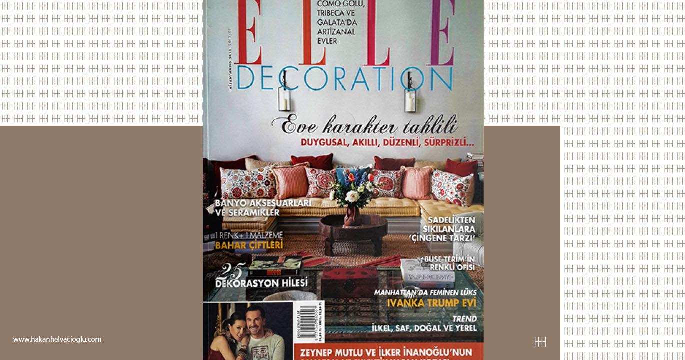 Elle Decoration Subat