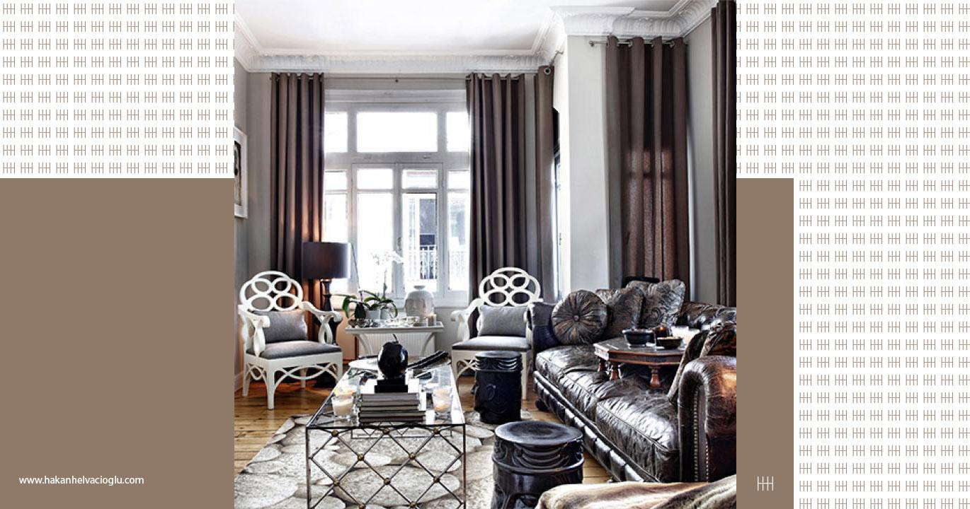 Living with Art and Style Cihangir