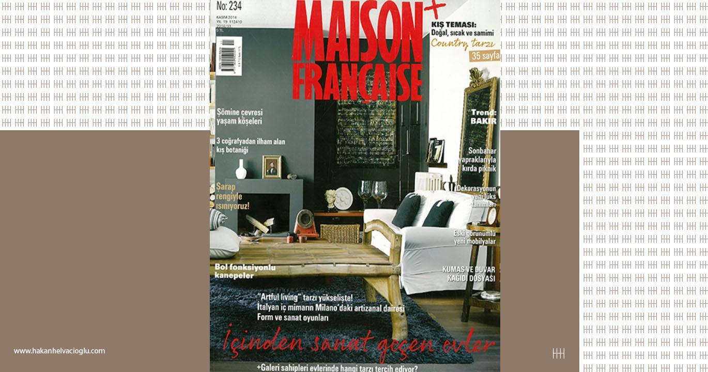 Maison Francaise Kasım