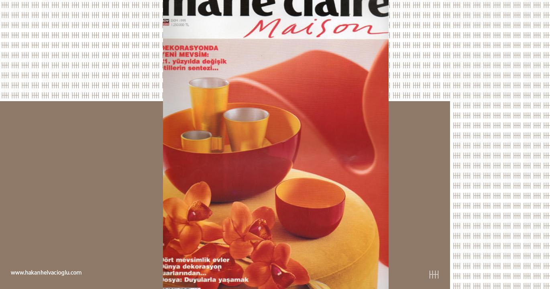 Marie Claire Maison Ekim