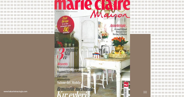 Marie Claire Mayıs