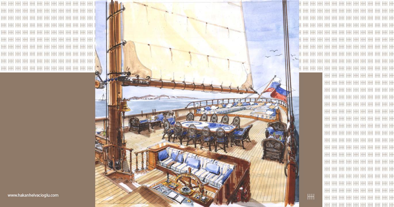 Schaorer Yacht